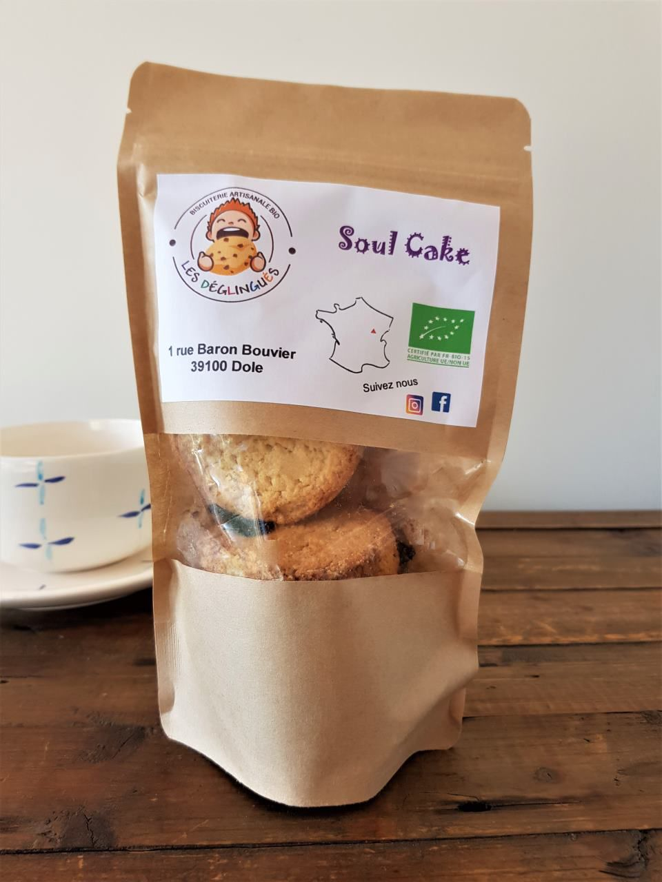Biscuits Soul Cakes