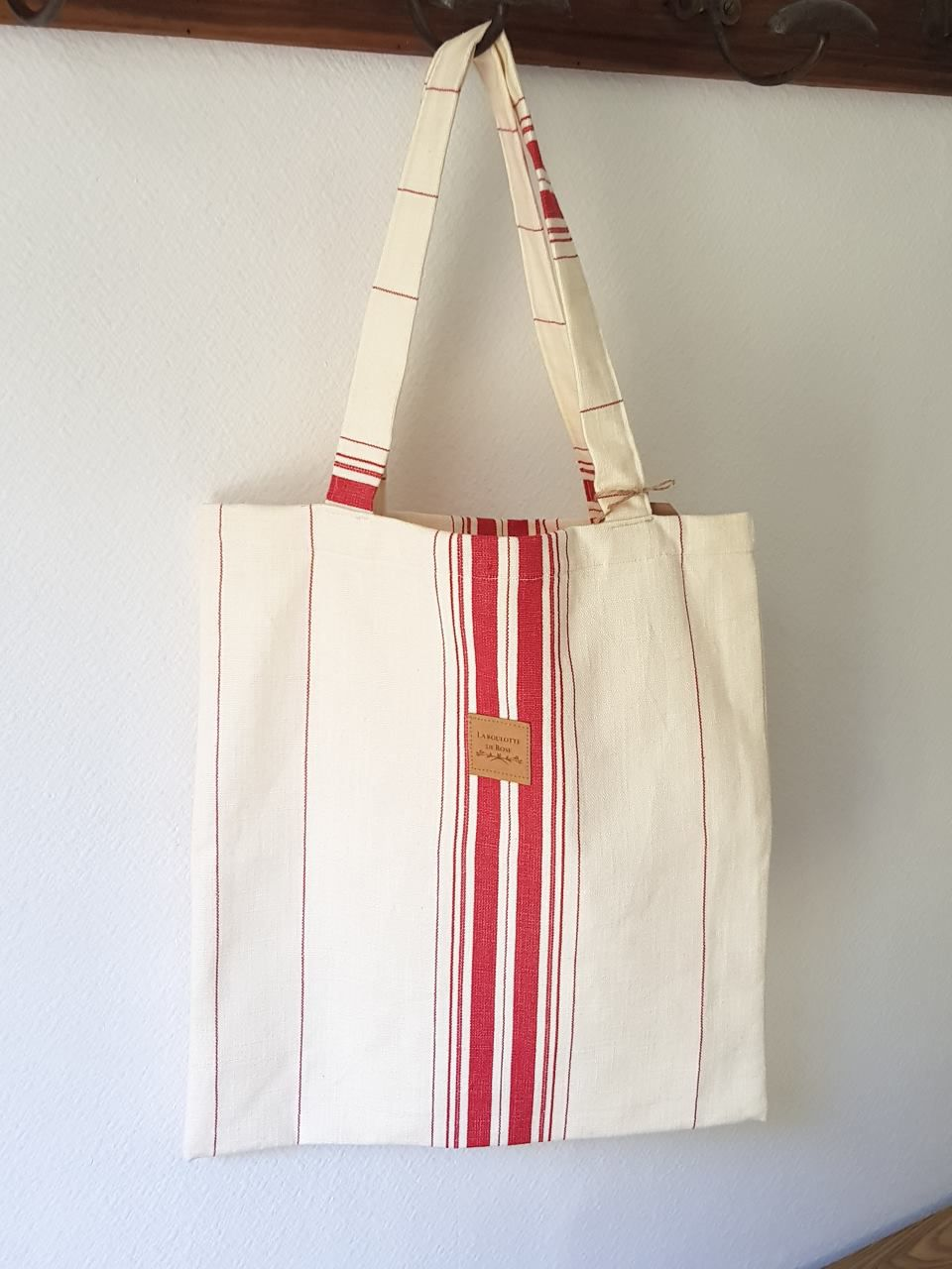Tote bag Piment Rouge